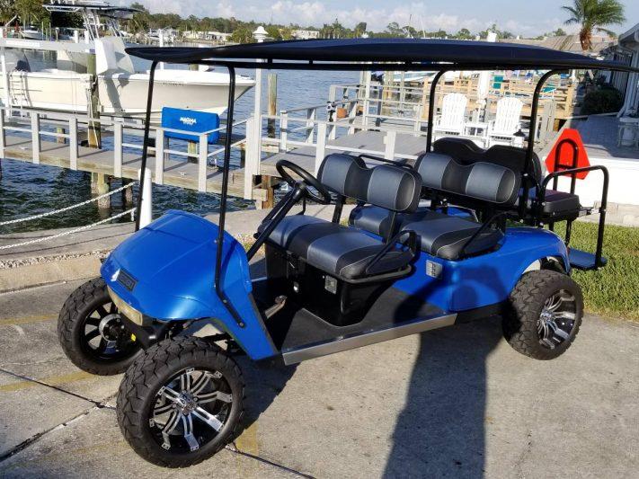 Golf Cart Rentals Anna Maria Island